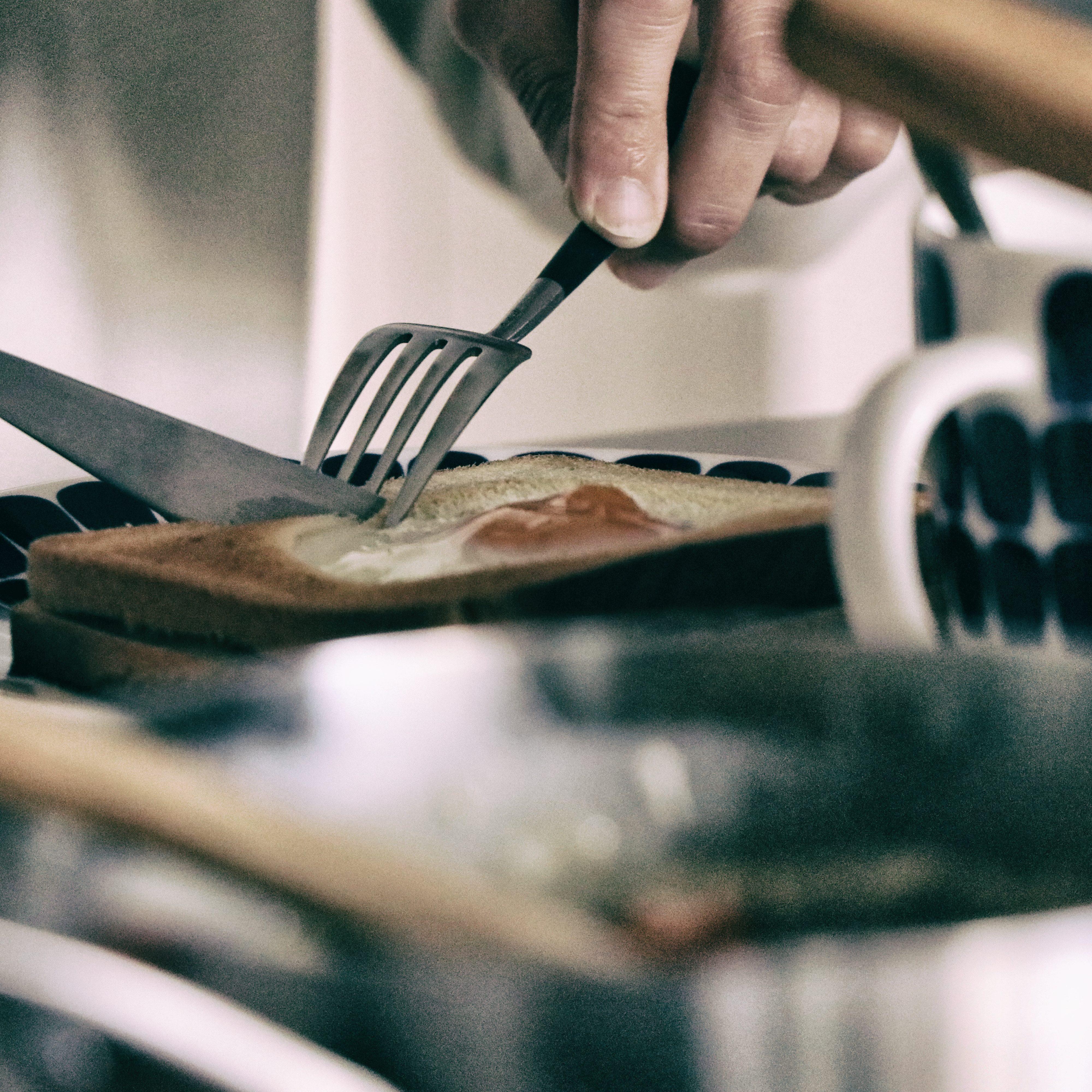 クチポールのディナーフォーク