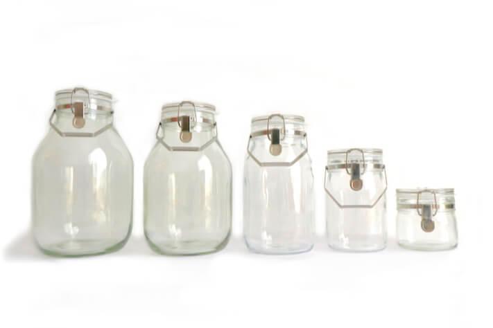 セラーメイトの保存瓶