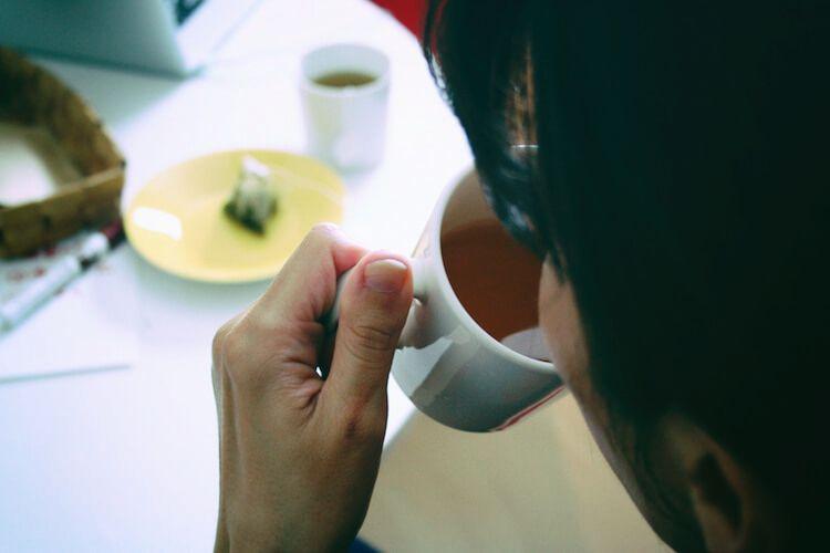 イッタラ・ティーマのマグカップ