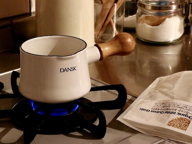 ダンスクの鍋